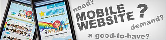 2 Веб дизайн для мобильных телефонов l