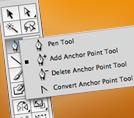 Приёмы использования инструмента «Перо» (Pen tool) в Illustrator